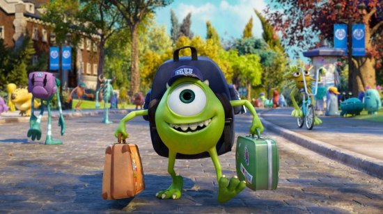"""Monsters University"" Needs More Heart"