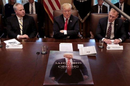 Mark Caserta: Team Trump working to draft National Emergency Declaration