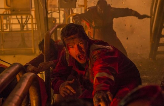 "DEVELOPING ... FIRST LOOK: ""Deepwater Horizon"" Frantic Destruction Overlooking Environmental Consequences"