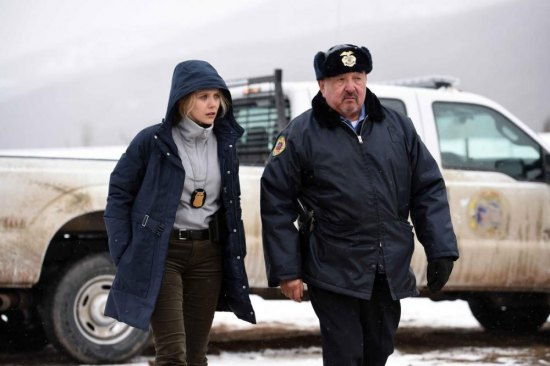 "FIRST PEEK:  ""Wild River"" Add Snowy Shivers to Lonely Dangerous Investigation"