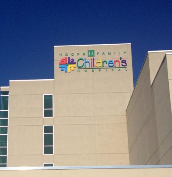 Children's Hospital Dedicated in Huntington
