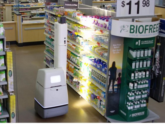 COLUMN: Wal Mart Joins Robot Roulette at 50 Stores; Would You Marry One? Yes, no, not yet?