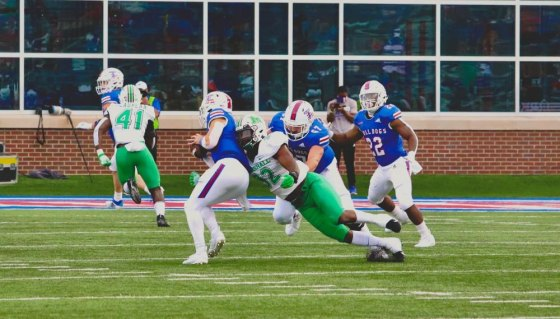 HERD ZONE:  MCGILL - Herd Makes Another Statement, Stays Perfect With Win LA Tech