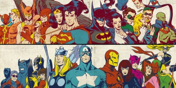 How History Altered the Justice League; Members Come, Go