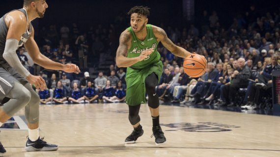 Fast Start Gives Herd Dominant Win Over Colonels, 91-71