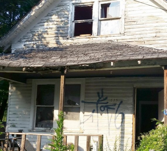 West Virginia's abandoned and dilapidated building problem