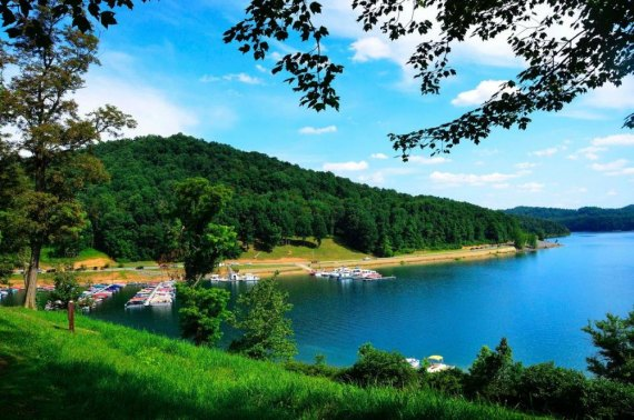 Boating access improvements at Tygart Lake State Park to begin Oct. 9