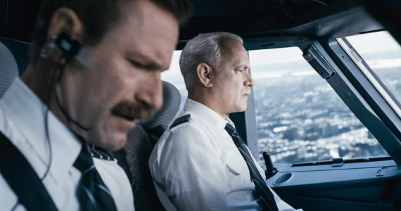 "FIRST LOOK: Hanks,  Eastwood Score Knock Out with ""Sully"""