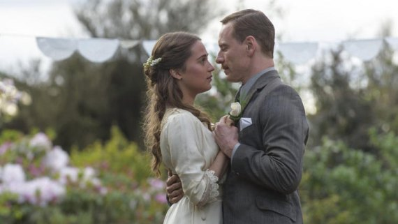 FIRST LOOK: A Lush , Can't Take Your Eyes Off 'The Light Between Oceans'