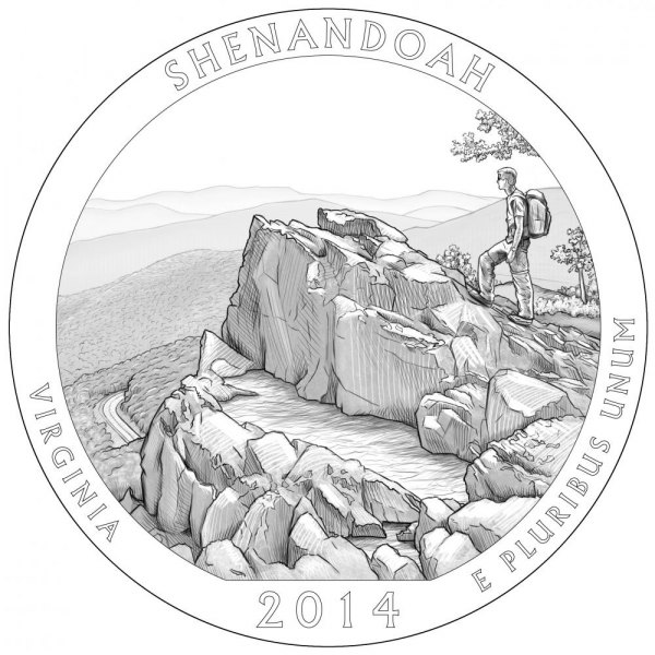 United States Mint Announces 2014 America the Beautiful Quarters® Program Coin Designs